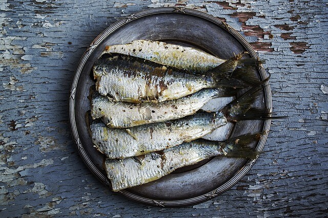 Omega-3 can be found in fish