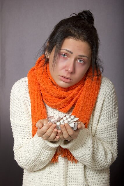 cold is one of the consequences of selenium deficiency
